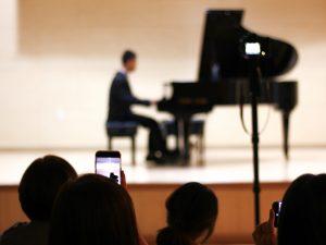 Concert pianist